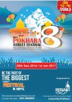 Pokhara Street Festival Set to Welcome New Year 2017