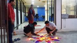 "Samrat Group Celebrates Dipawali ""Laxmi Puja"""