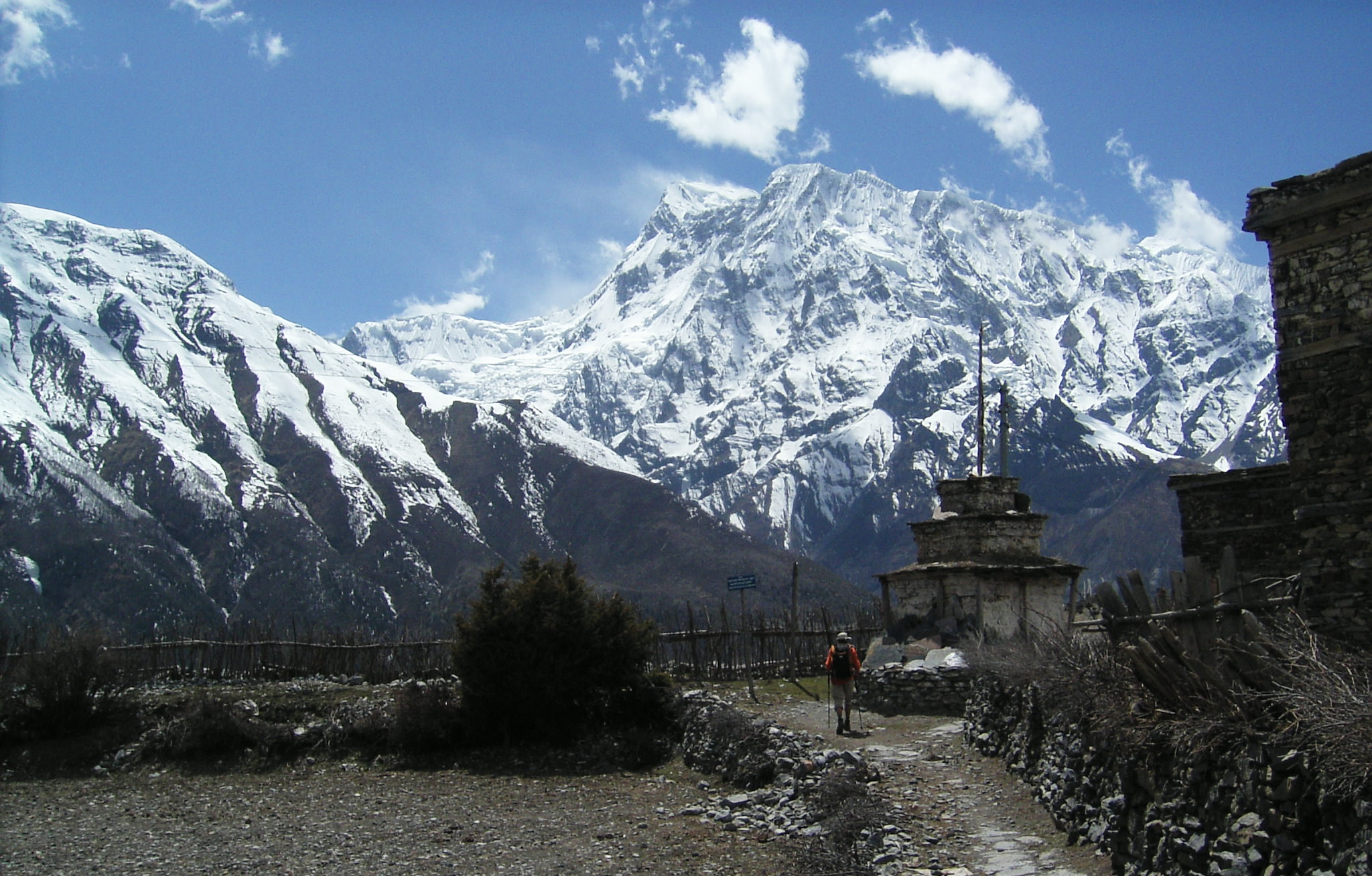 ANNAPURNA BASE CAMP TREK - 15 DAYS