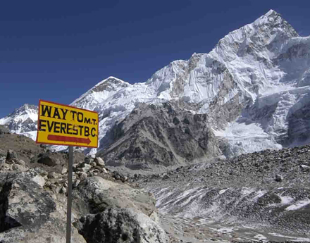 EVEREST BASE CAMP TREK - 17 DAYS
