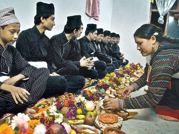 Mha Puja Nepal Sambat 1137