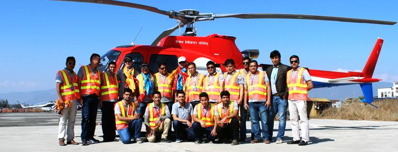Kailash Helicopter Service