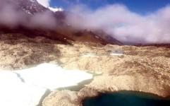 Govt survey finds major glacial lakes safe