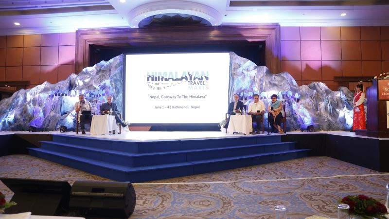 Himalayan Travel Mart 2018 Conference