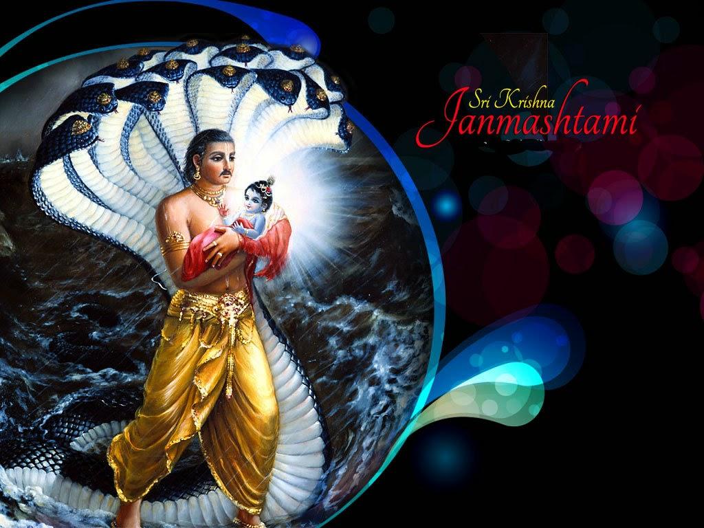 Shree Krishna Janmashtami