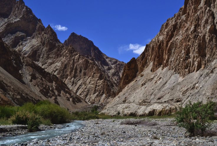 Markha Valley, Ladakh, India