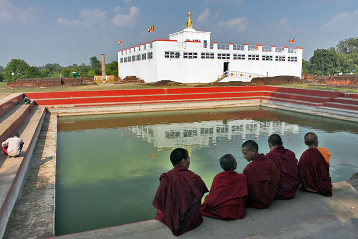 Lumbini - The Birth Place of Lord Buddha