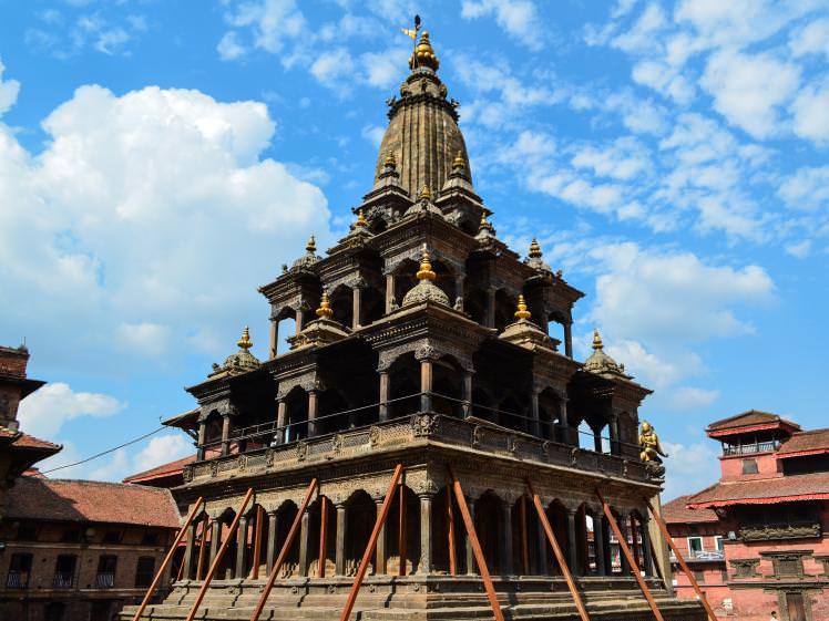 Patan krishna Mandir