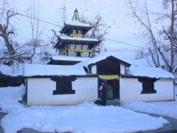 Religious tourists throng Muktinath Temple