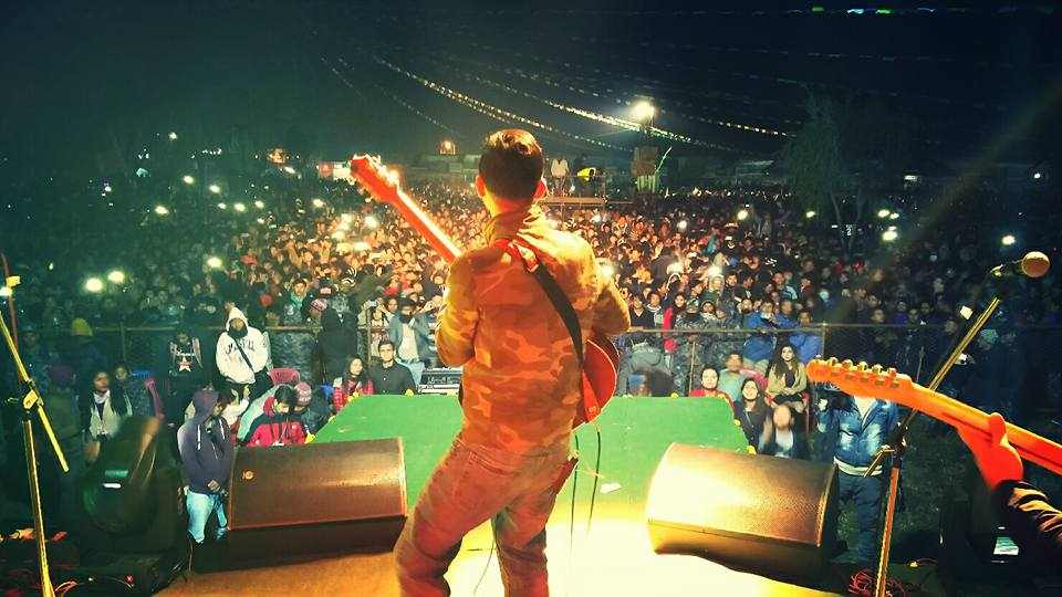Pokhara Concert FB