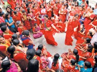 TEEJ FESTIVAL: PADT expects over three lakh devotees