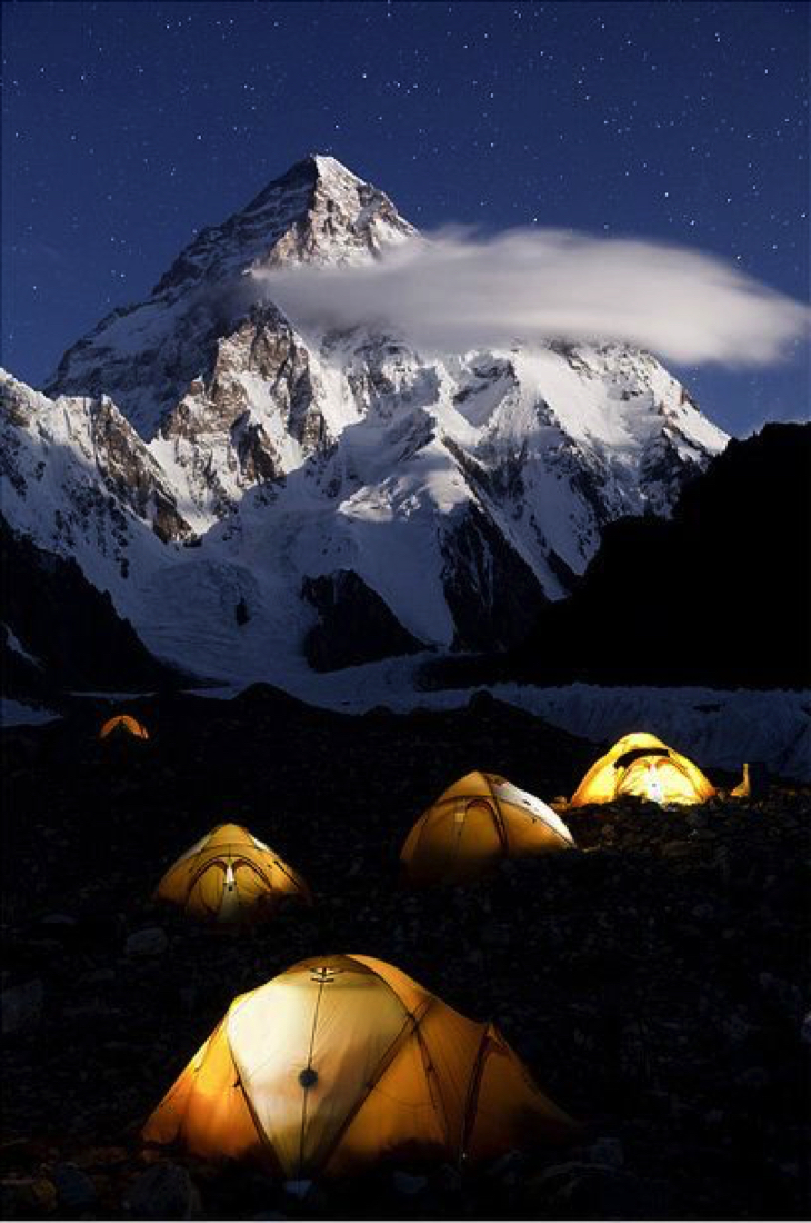 The K2 Base Camp Trek, Pakistan