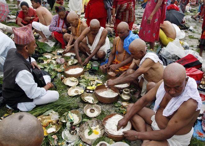 Nepali Hindu Ritual