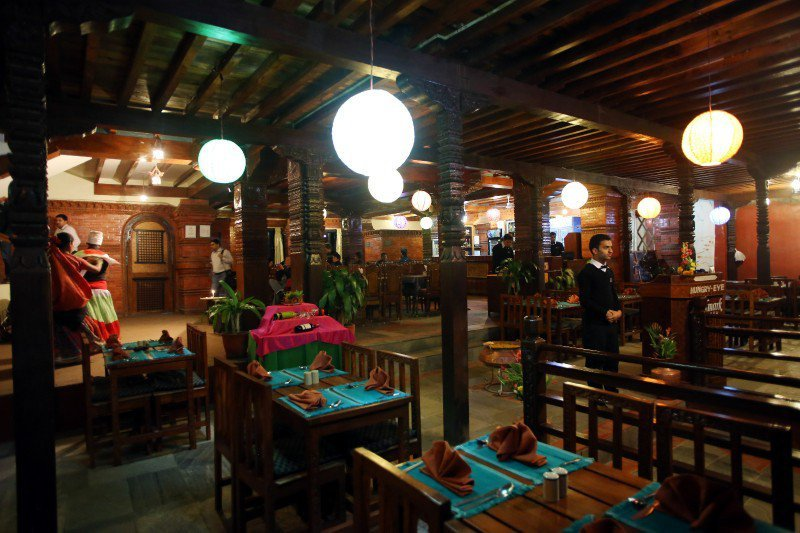 Hungry Eye Restaurant Pokhara