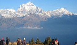 Popular Ghorepani-Poonhil trek route upgraded