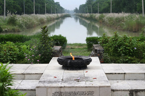 Lumbini - Peace and the Light of the World