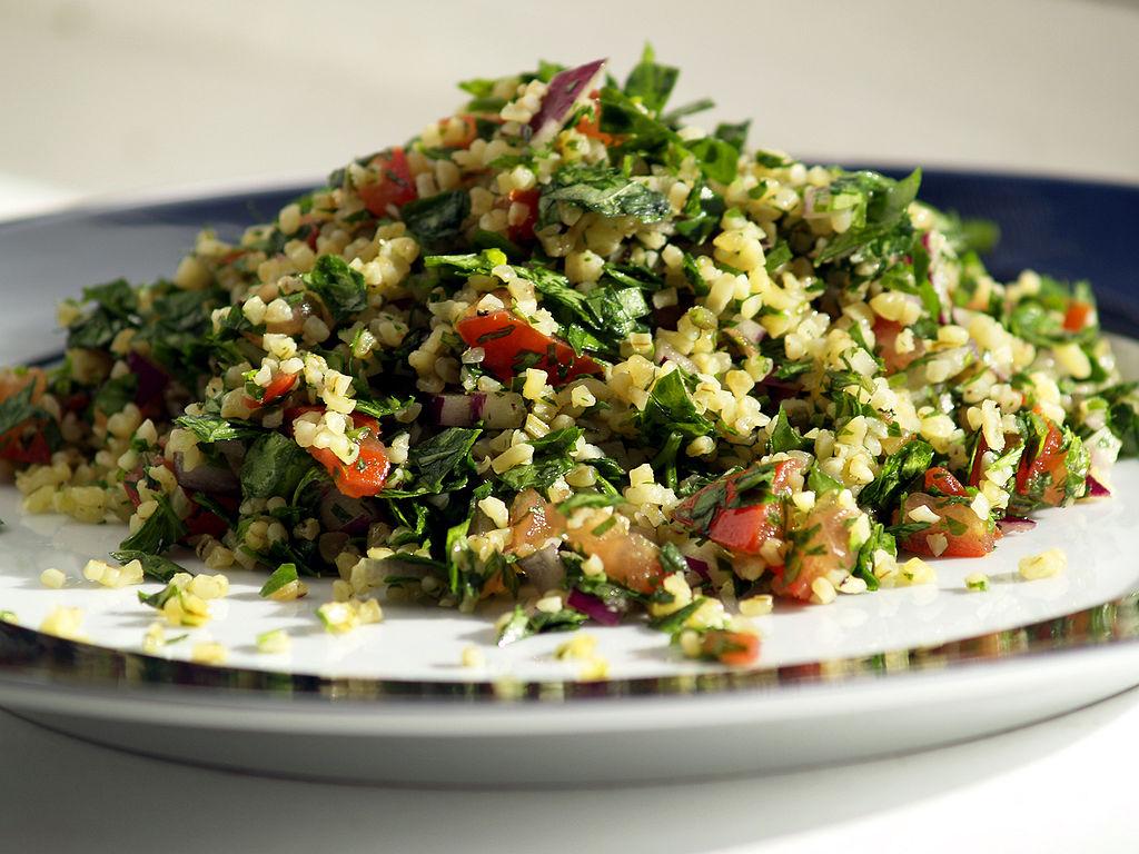 Tabbouleh (salads)