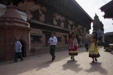 Help Nepal: take a holiday there