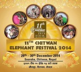Chitwan Elephant fest slated to start Dec 26