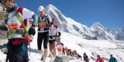 Everest Marathon on May 29