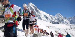 Everest Marathon on May 29