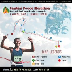 Lumbini Peace Marathon to take place on March 1
