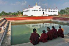 Lumbini  – The Birthplace of the Lord Buddha