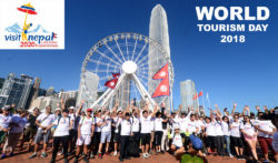 World Tourism Day 2018