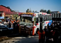 Kathmandu-Varanasi direct bus service begins