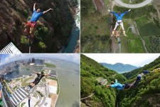 The world's 8 most terrifying bungee jumps