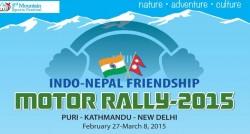 1st Indo-Nepal motor rally to kick off next week