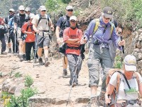 Nepal is beautiful and safe, recommend foreign tourists